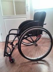 Инвалидная коляска активного типа