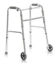 Ходунки регулируемые для облегчения ходьбы (на колесах)