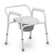 Кресло-стул (туалет) с санитарным оснащением для инвалидов и пожилых л